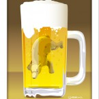 Shilohkuma Beer (シロクマビール)